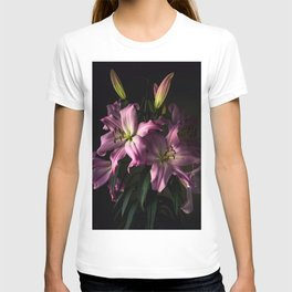 Dark Blossoms T-shirt