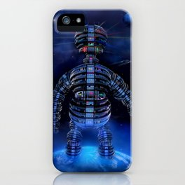 i robot iPhone Case