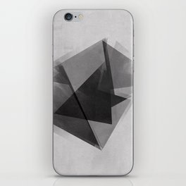 Abstraction Process iPhone Skin