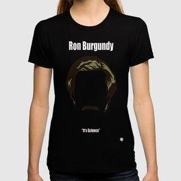 Ron Burgundy: Anchorman T-shirt