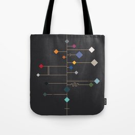 winter equinox Tote Bag