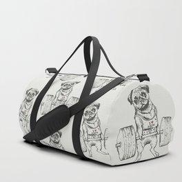 Pug Lift Duffle Bag