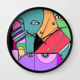 Ispirata Wall Clock