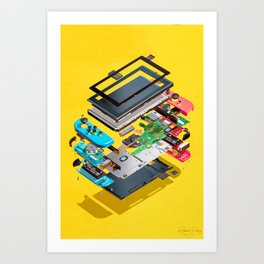 Assembly Required 15 Art Print