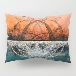 TwoWorldsofDesign: II Pillow Sham