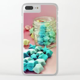 Colourful Life Clear iPhone Case