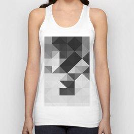 Triangle Pattern Unisex Tank Top