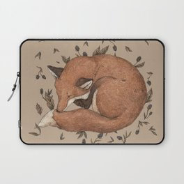 Sleeping Fox Laptop Sleeve