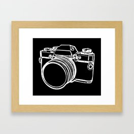 Camera 1 Framed Art Print