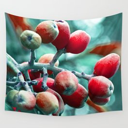 SICILIAN FRUITS Wall Tapestry