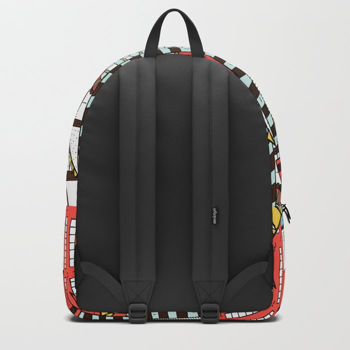 The City of Towers Backpack