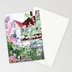 Eureka Springs Victorian Stationery Cards