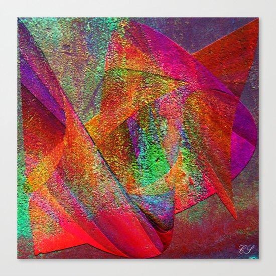 """"""" Kamet  """"  Canvas Print"""