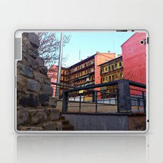 Old Town of Madrid - Lavapiés Laptop & iPad Skin