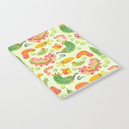 Sea cucumber Notebook