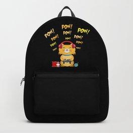 Gamer Cat Backpack