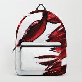 Art Doodle No. 36 Betta Fish Backpack