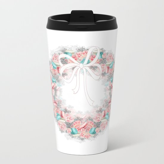 Gift Metal Travel Mug