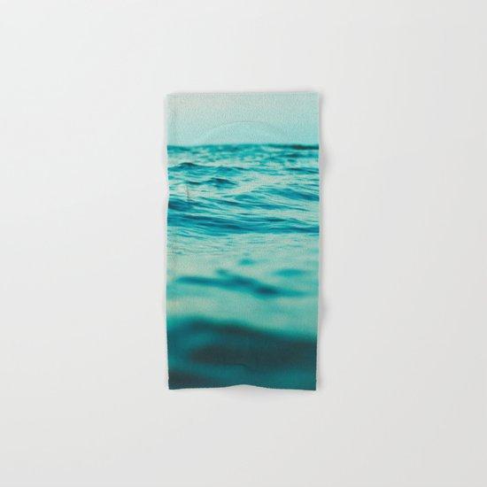 Aqua Sea Hand & Bath Towel