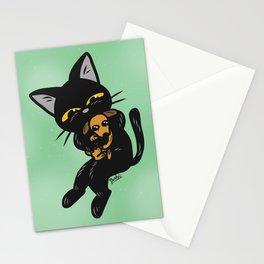 Baby dog Stationery Cards