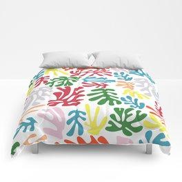 Matisse Pattern 004 Comforters