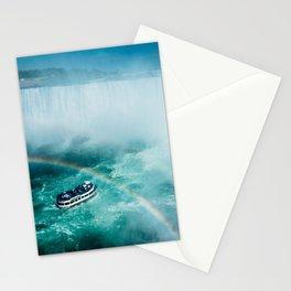 Niagara Falls Rainbow Stationery Cards