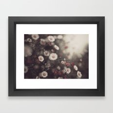 floral 1 Framed Art Print