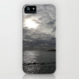 fin du monde iPhone Case