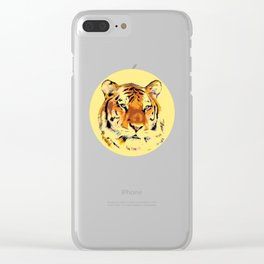 My Tiger Clear iPhone Case