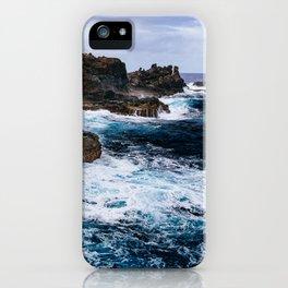 Ocean Power iPhone Case