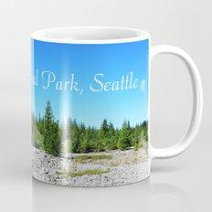 Olympic National Park landscape photography.  Mug