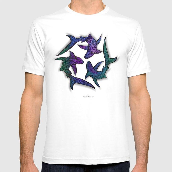 SHARK CIRCLE II T-shirt