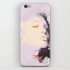 Jolie Portrait  iPhone & iPod Skin