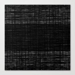 platno (center stripe) Canvas Print