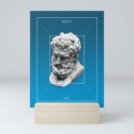 Self Mini Art Print