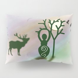 Goddess Pillow Sham
