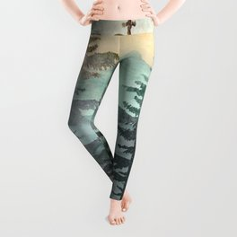 Pine Trees Leggings