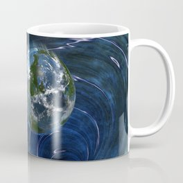 Earth Is In Trouble Coffee Mug