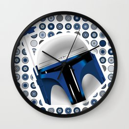 Jango Fett Wall Clock