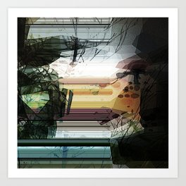 The Dreaming Art Print