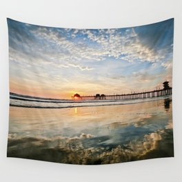Reflections On The Sand Wall Tapestry