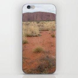 Uluru iPhone Skin