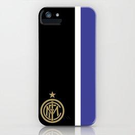 INTER MILAN Gold iPhone Case