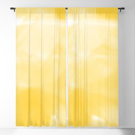 Yellow Blackout Curtain