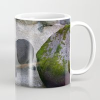otter Mugs featuring Otter by Phil Hinkle Designs