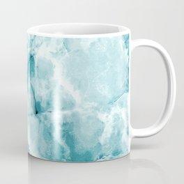 blue ice Coffee Mug