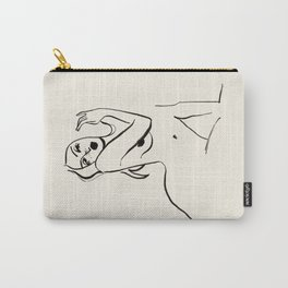 I'm in trouble Carry-All Pouch