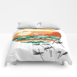 Chequered Love Comforters