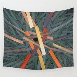Spokes Wall Tapestry