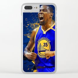 Durant Clear iPhone Case